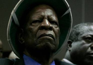 Chief Mashayamombe laid to rest