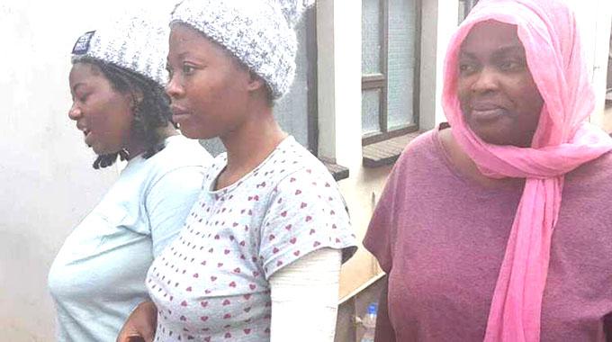 MDC-A trio arrested 'again'