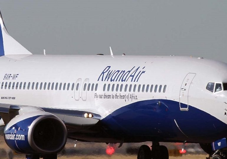 RwandAir Suspends Flights To Southern Africa