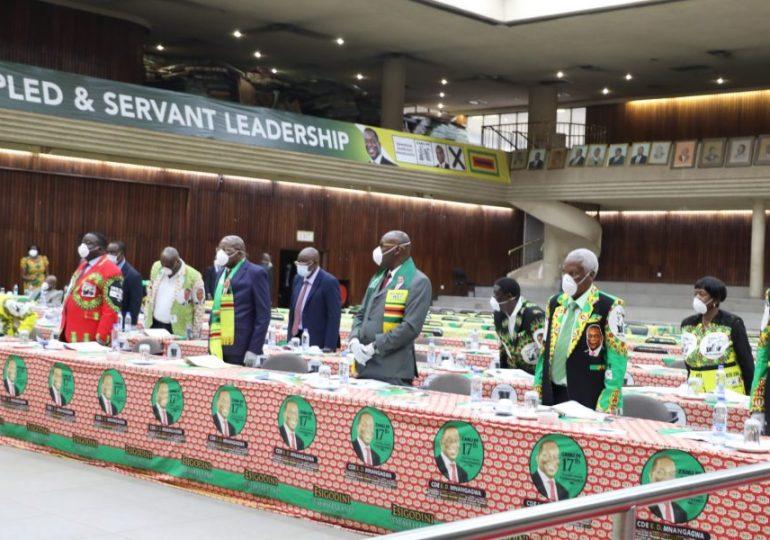 Zanu-PF Politburo to meet