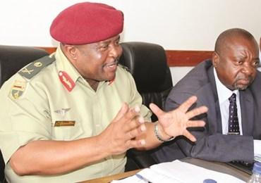 BREAKING NEWS: Lt. Gen. (Rtd) Douglas Nyikayaramba dies