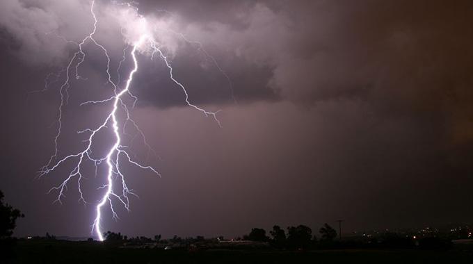 Lighting bolt kills three, injures one
