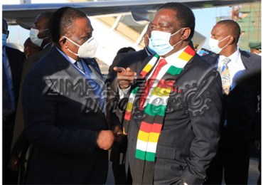President leaves for Mozambique to attend Double Troika summit