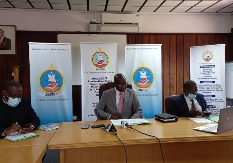ZIMSEC releases O' Level 2020 results