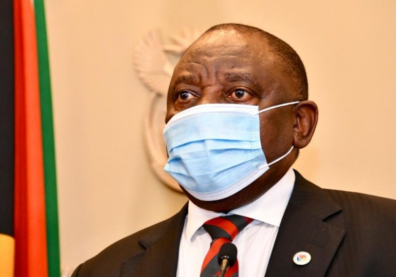 South Africa returns to stricter lockdown, virus 'surging'
