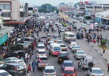 Govt acts on CBDs congestion, lighting