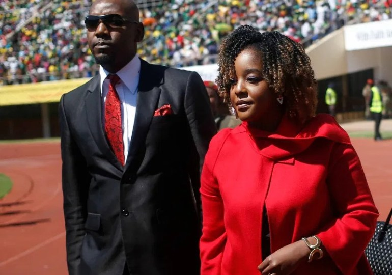Mugabe's son-in-law Chikore acquitted of criminal abuse of office