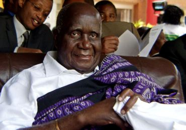 Zambia's founding president Kenneth Kaunda dies aged 97