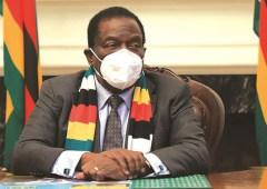 Zim President extends lockdown by two weeks