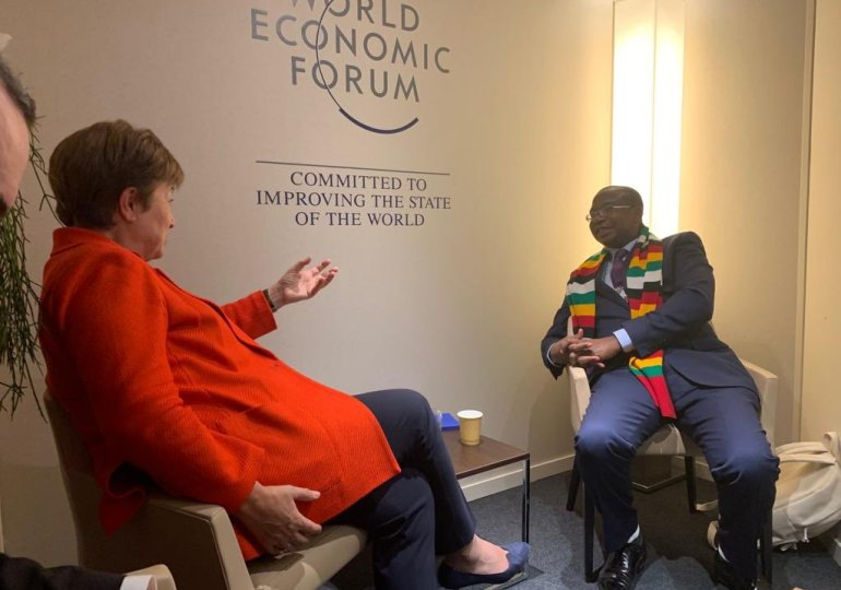 Zimbabwe can now draw its US$960 million from IMF
