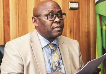 Cain Mathema Demoted To A Minister Without Portfolio