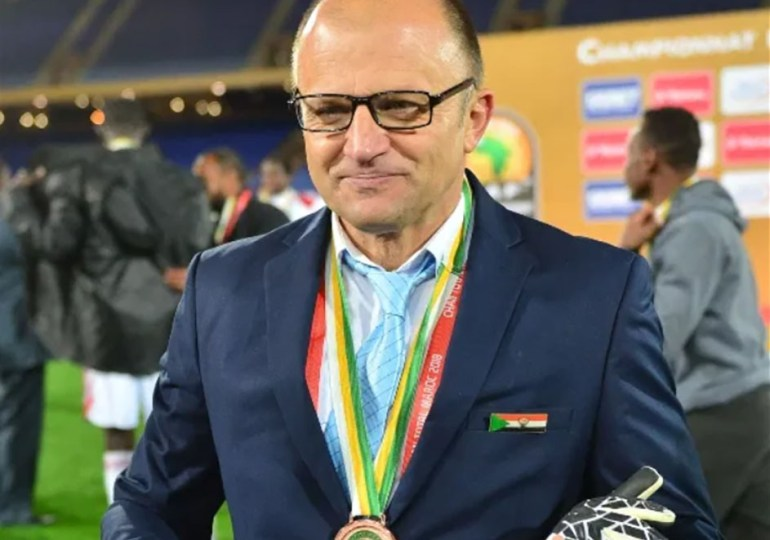 Zimbabwe Warriors Coach Logarusic Fired
