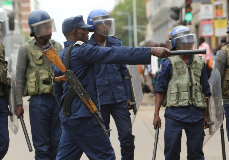 MDC Alliance Activists, Journalists arrested at Zimbabwe Electoral Commission Stakeholders' Meeting