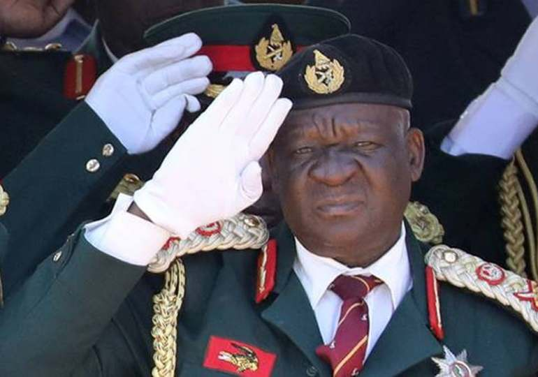 Colonel Dennis Pahla dies