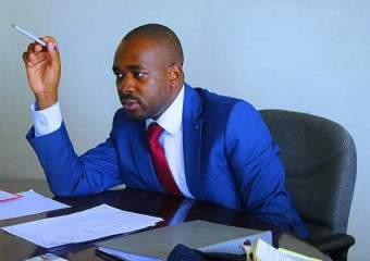 Chamisa reshuffles MDC top leadership