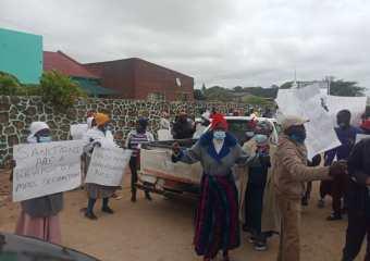 Chamisa blocked again Zanu-PF youths