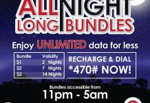 TELECEL LAUNCHES UNLIMITED DATA PLAN