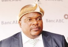 ANGER AS BOSSO BOSS WINES AND DINES WITH CHIYANGWA