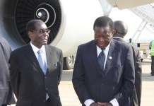 VP MNANGAGWA DOESN'T WANT MUGABE'S JOB SAYS TOP ALLY