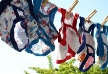 ZANU PF MP DONATES USED UNDERWEAR