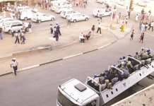 VENDORS CLEARED FROM HARARE CBD