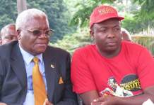 CHOMBO, CHIPANGA IN GOOD SPIRIT AT CHIKURUBI