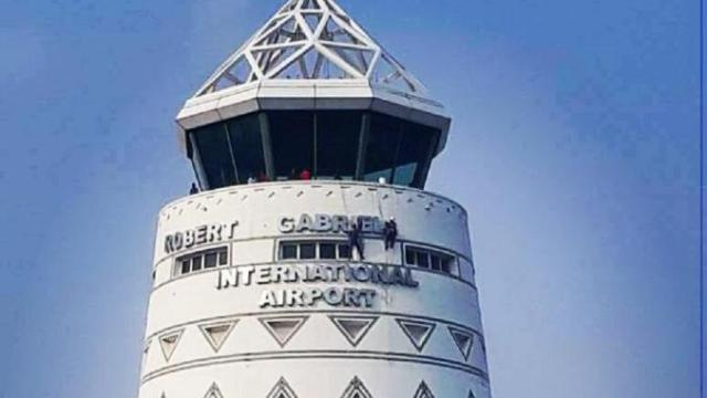 FINALLY HRE INTERNATIONAL AIRPORT RENAMED TO RG MUGABE INTERNATIONAL