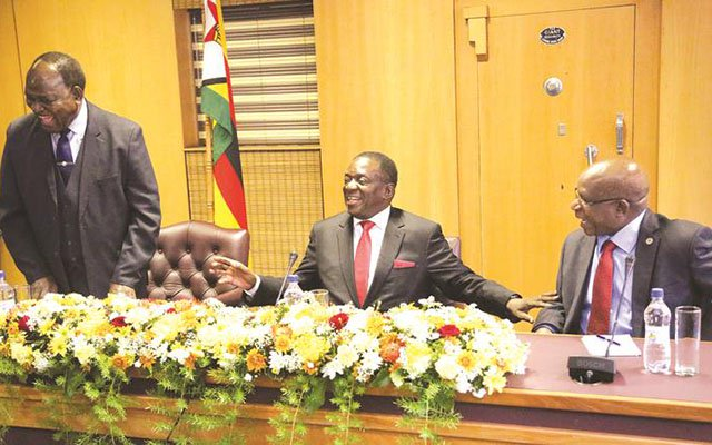 PRESIDENT NGWENA TO DO AWAY WITH BLOATED CABINET