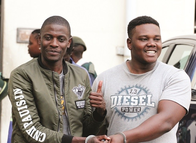 FIRST LADY'S RALLY BOO BOYS GRANTED BAIL