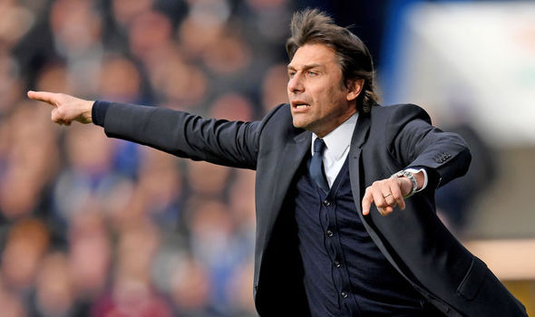 CONTE THROWS IN THE TOWEL