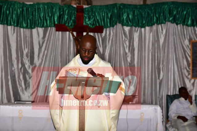 SCANDAL ROCKS CATHOLIC CHURCH AS PRIEST FIRED OVER SINS OF THE FLESH