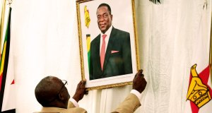 ZANU PF FORCING COMPANIES TO BY NGWENA'S PORTRAITS