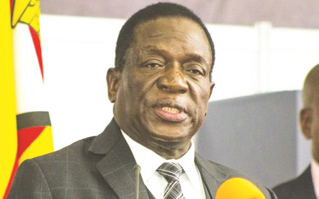 MNANGAGWA PLEDGES TO HELP IMPROVE IMPROVE ARMY SERVICE CONDITIONS