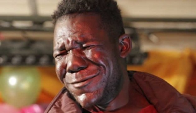 MR UGLY DEALT HEAVY BLOW, BANNED FROM DEFEATING TITLE