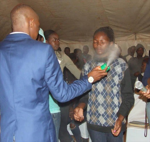 DOOM PASTOR SLAPPED WITH R21 OOO FINE BY COURT