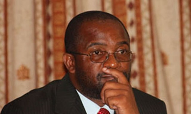 MDC bigwig in hot soup as party's financial woes mount