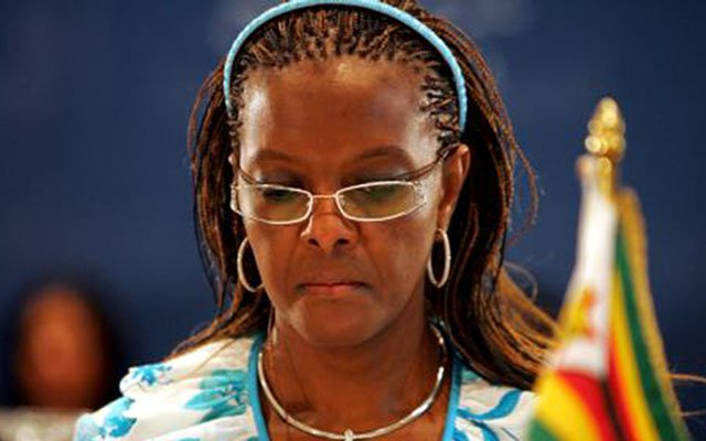 Nyagura blasts dept over Grace Mugabe PhD
