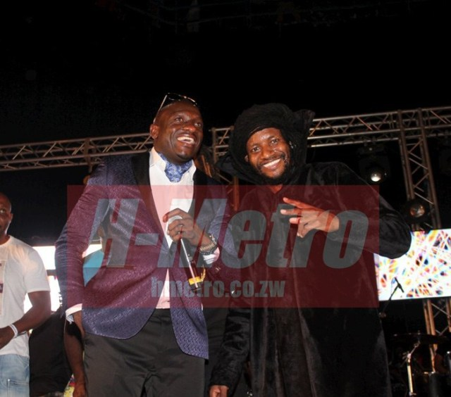 WINKY D 'GOMBWE' SETS NEW RECORD WITH ALBUM LAUNCH