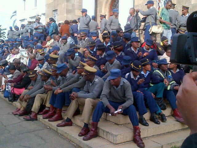 ZRP FIRES MORE POLICE OFFICERS