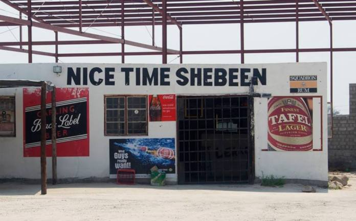SHEBEENS TO BE REGISTERED, LICENCED