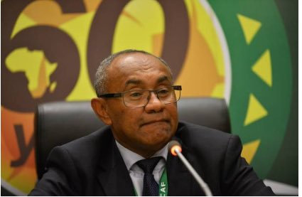 CAF, AU TEAM UP TO FIGHT CORRUPTION