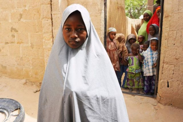 105 GIRLS MISSING AFTER BOKO HARAM SCHOOL ATTACK, SAYS PARENTS
