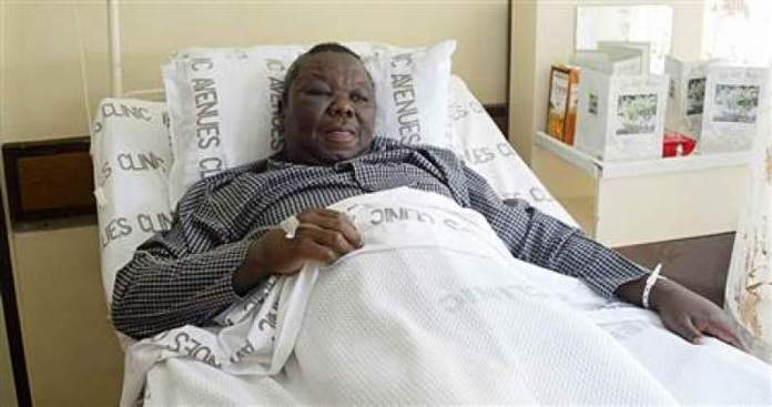 TSVANGIRAI'S CURRENT PROGNOSIS IS GRIM...FEARS HE MIGHT NOT PULL THROUGH