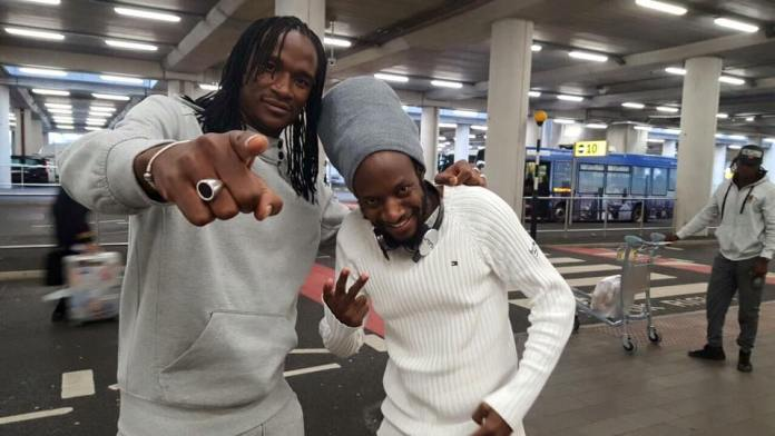 WINKY D TO OUTDO SUPERSTAR JAH PRAYZAH WITH GOMBWE