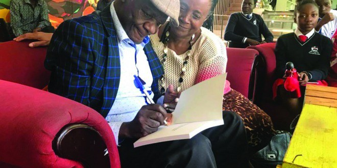 AUTHOR 'CHARLES MUNGOSHI' RECONNECTS WITH FANS