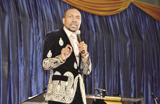 PROPHET IN FRAUD BATTLE WITH BUSINESSMAN