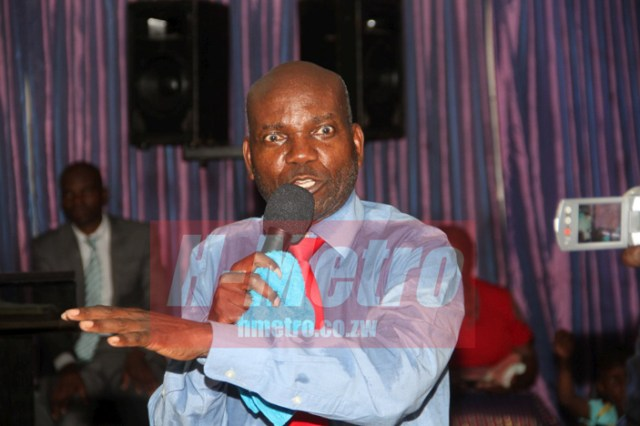 CONGREGANTS GAZED IN AWE AS APOSTLE BLASTS H00KERS, FALSE PROPHETS