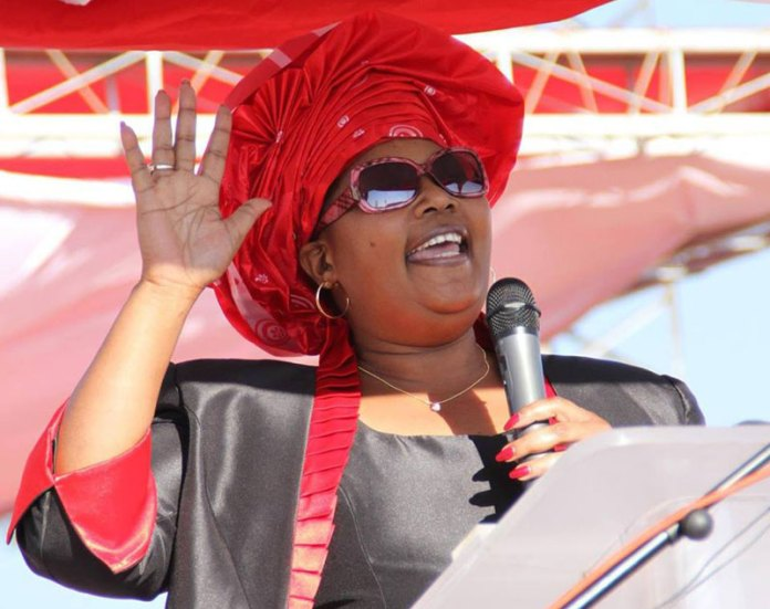 KHUPE WRITES TO GOVT DEMANDING $1.8 MILLION BELONGING TO MDC T