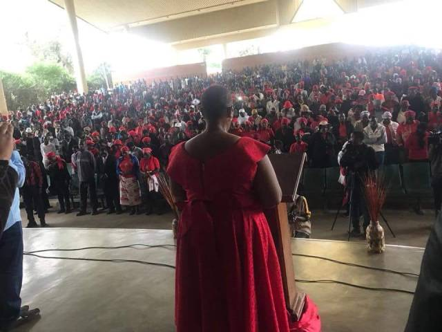 Rebellious Khupe to be dealt the final blow by MDC-T