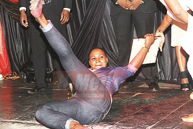MEET THE HARARE MAN WHO MARRIED A STRIPPER, ALLOWED HER TO KEEP DOING HER THING